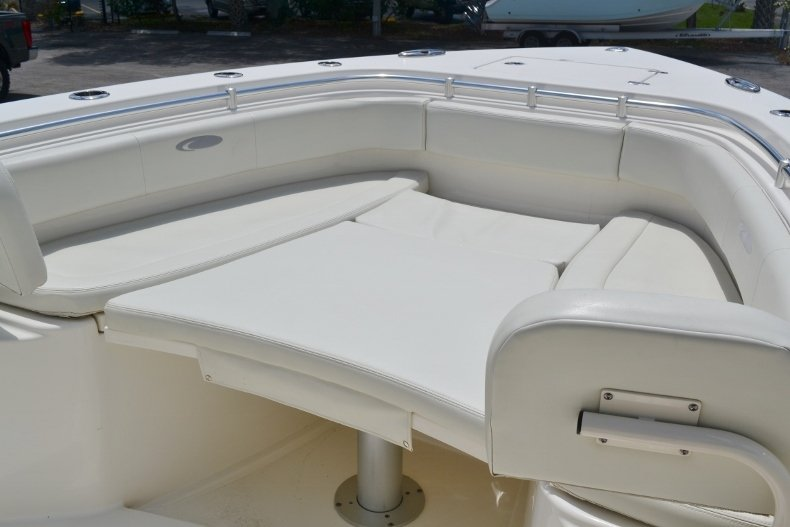 Thumbnail 24 for Used 2016 Cobia 296 Center Console boat for sale in Vero Beach, FL