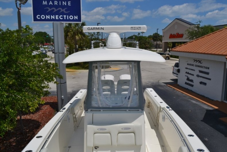 Thumbnail 26 for Used 2016 Cobia 296 Center Console boat for sale in Vero Beach, FL