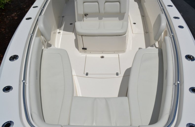 Thumbnail 27 for Used 2016 Cobia 296 Center Console boat for sale in Vero Beach, FL