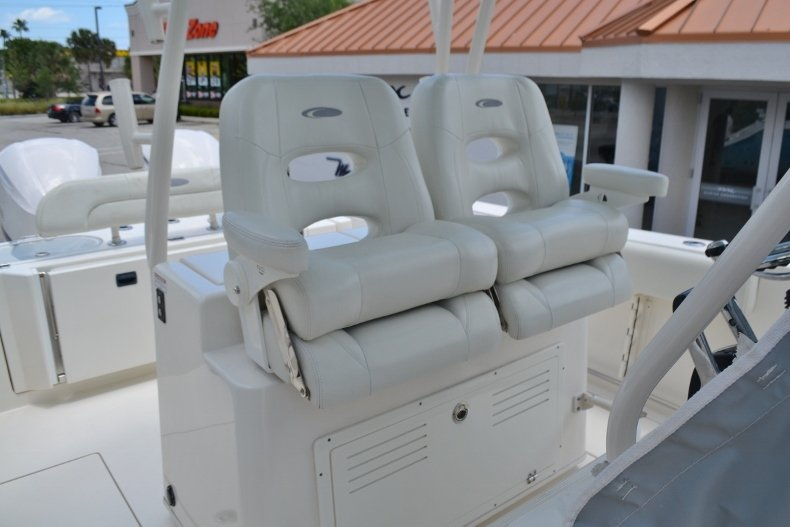 Thumbnail 29 for Used 2016 Cobia 296 Center Console boat for sale in Vero Beach, FL