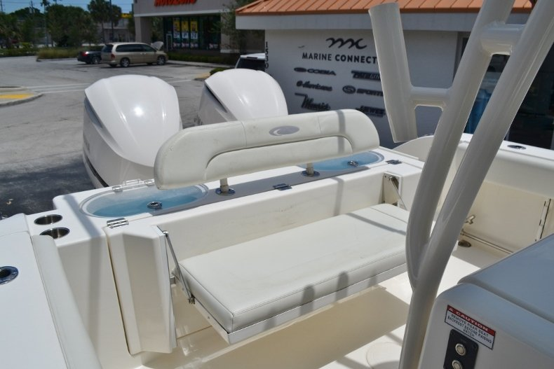 Thumbnail 30 for Used 2016 Cobia 296 Center Console boat for sale in Vero Beach, FL