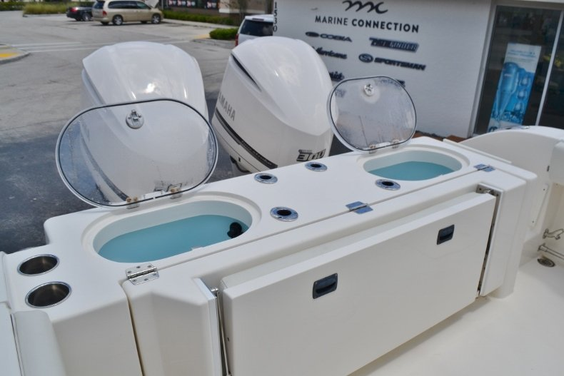 Thumbnail 31 for Used 2016 Cobia 296 Center Console boat for sale in Vero Beach, FL