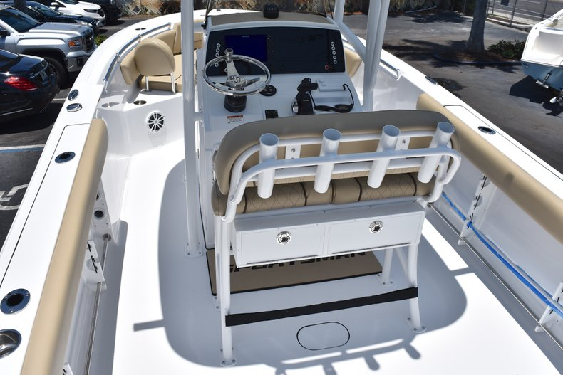 Thumbnail 8 for New 2018 Sportsman Open 232 Center Console boat for sale in Vero Beach, FL