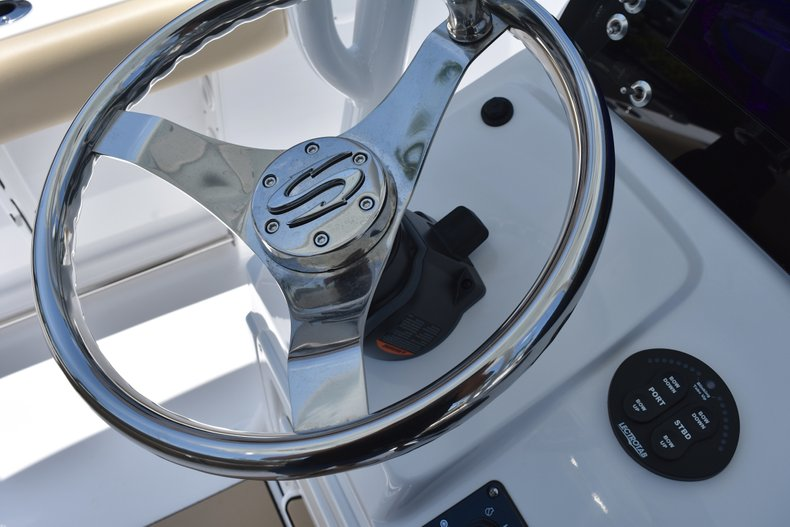 Thumbnail 33 for New 2018 Sportsman Open 232 Center Console boat for sale in Vero Beach, FL