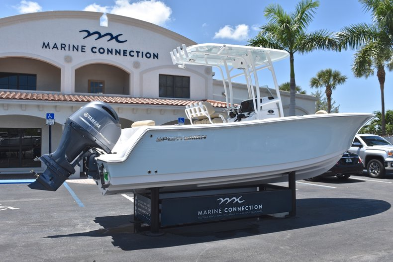 Thumbnail 7 for New 2018 Sportsman Open 232 Center Console boat for sale in Vero Beach, FL