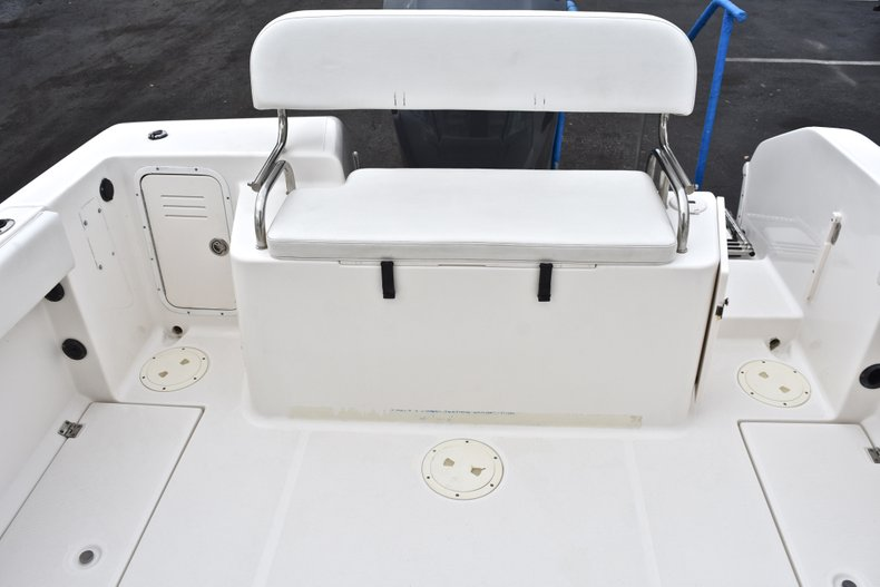 Thumbnail 10 for Used 2005 Robalo R235 Walk Around boat for sale in Vero Beach, FL