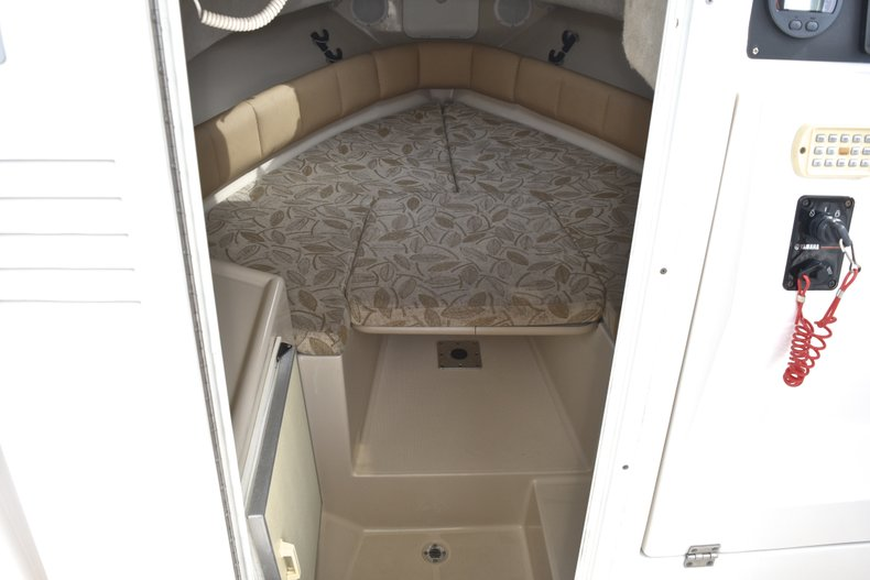 Thumbnail 40 for Used 2005 Robalo R235 Walk Around boat for sale in Vero Beach, FL