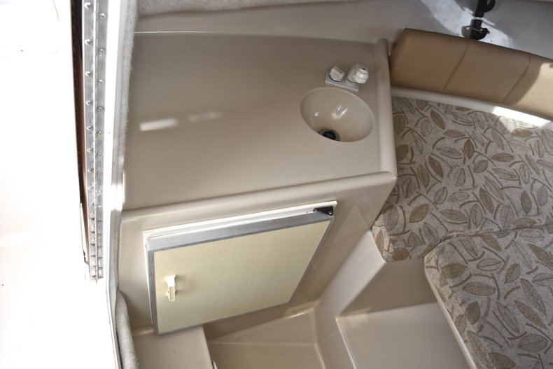 Thumbnail 43 for Used 2005 Robalo R235 Walk Around boat for sale in Vero Beach, FL