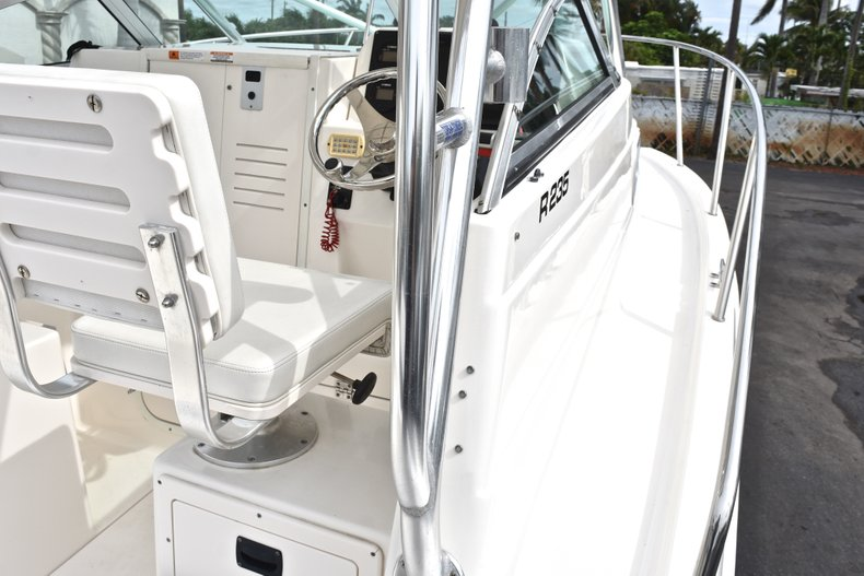 Thumbnail 52 for Used 2005 Robalo R235 Walk Around boat for sale in Vero Beach, FL