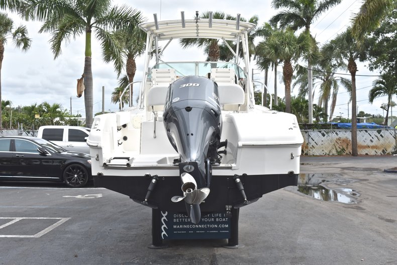 Thumbnail 6 for Used 2005 Robalo R235 Walk Around boat for sale in Vero Beach, FL
