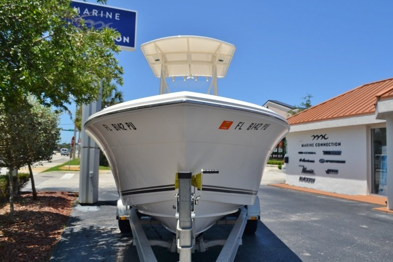 Thumbnail 2 for Used 2015 Cobia 217 Center Console boat for sale in Vero Beach, FL
