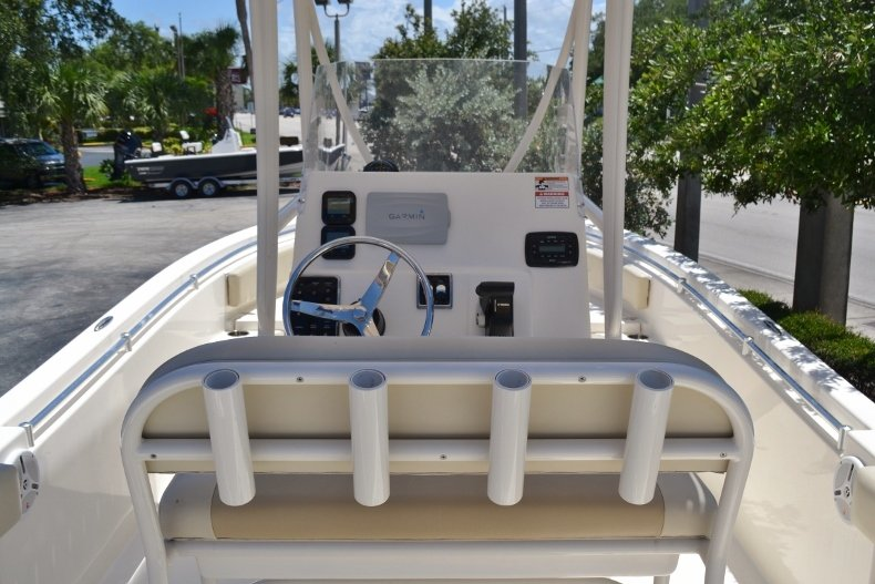 Thumbnail 8 for Used 2015 Cobia 217 Center Console boat for sale in Vero Beach, FL
