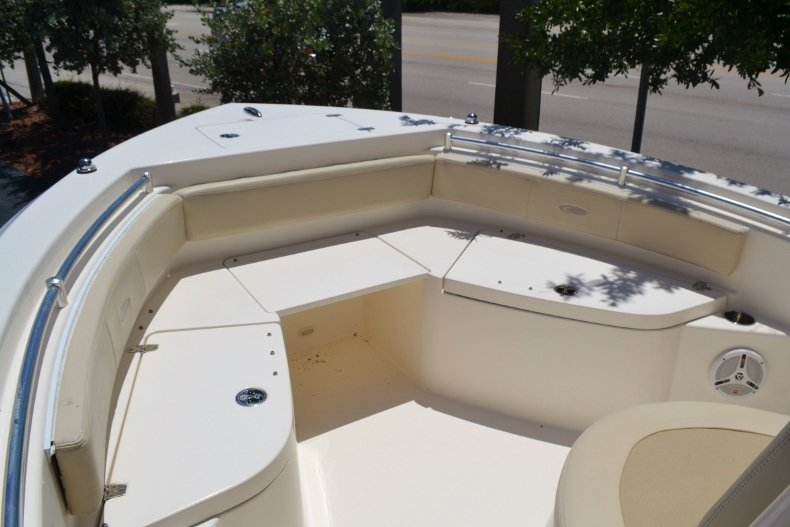 Thumbnail 12 for Used 2015 Cobia 217 Center Console boat for sale in Vero Beach, FL