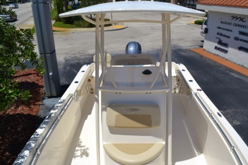 Thumbnail 13 for Used 2015 Cobia 217 Center Console boat for sale in Vero Beach, FL