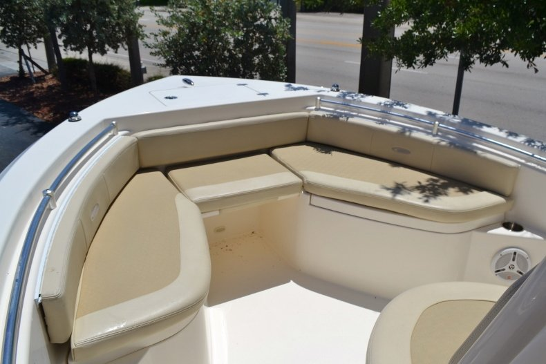 Thumbnail 15 for Used 2015 Cobia 217 Center Console boat for sale in Vero Beach, FL