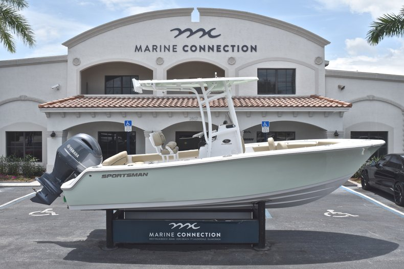 New 2018 Sportsman Heritage 211 Center Console boat for sale in Vero Beach, FL