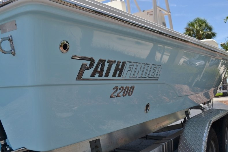 Thumbnail 6 for New 2018 Pathfinder 2200 TRS Bay Boat boat for sale in Vero Beach, FL