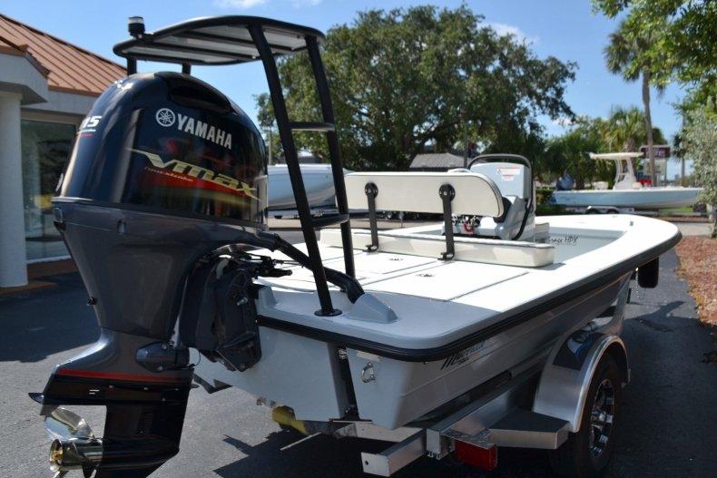 Thumbnail 5 for New 2018 Maverick 18 HPX-V boat for sale in Vero Beach, FL