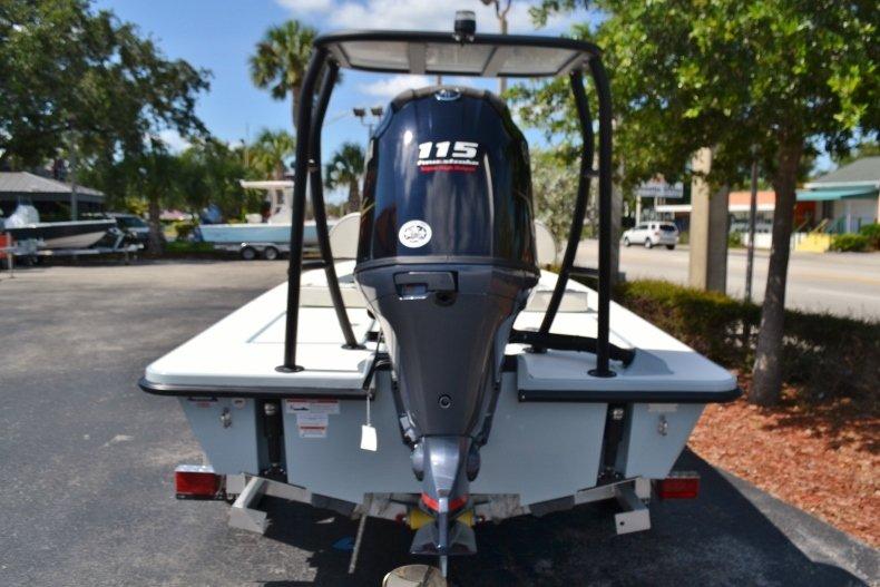 Thumbnail 4 for New 2018 Maverick 18 HPX-V boat for sale in Vero Beach, FL