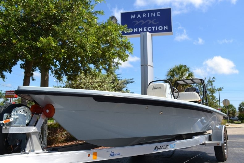 Thumbnail 9 for New 2018 Maverick 18 HPX-V boat for sale in Vero Beach, FL