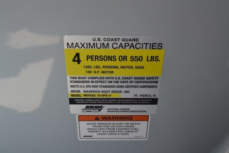 Thumbnail 14 for New 2018 Maverick 18 HPX-V boat for sale in Vero Beach, FL