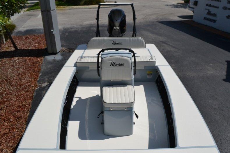 Thumbnail 13 for New 2018 Maverick 18 HPX-V boat for sale in Vero Beach, FL