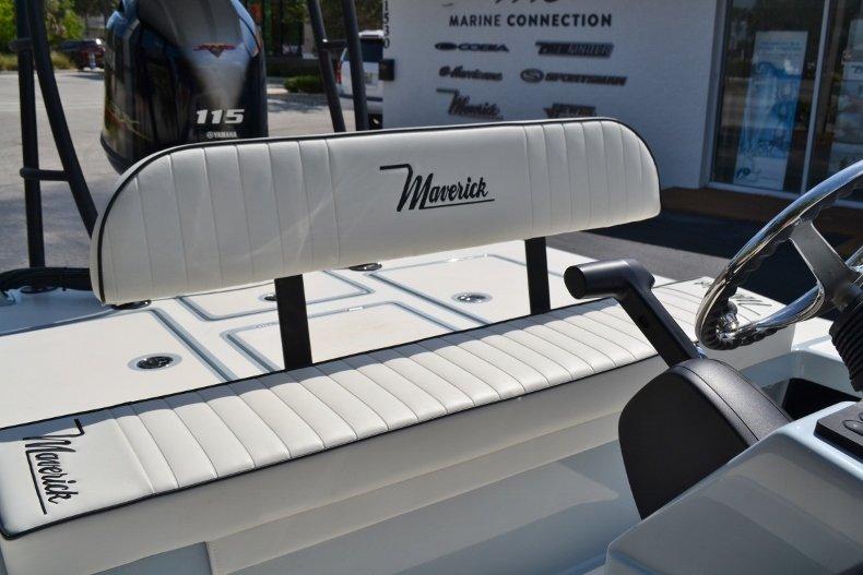 Thumbnail 15 for New 2018 Maverick 18 HPX-V boat for sale in Vero Beach, FL