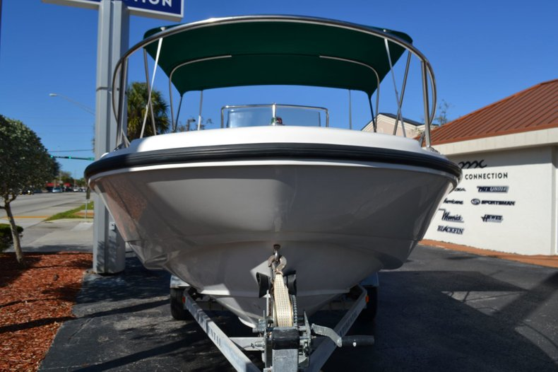 Thumbnail 2 for Used 2000 Boston Whaler 18 Dauntless boat for sale in Vero Beach, FL