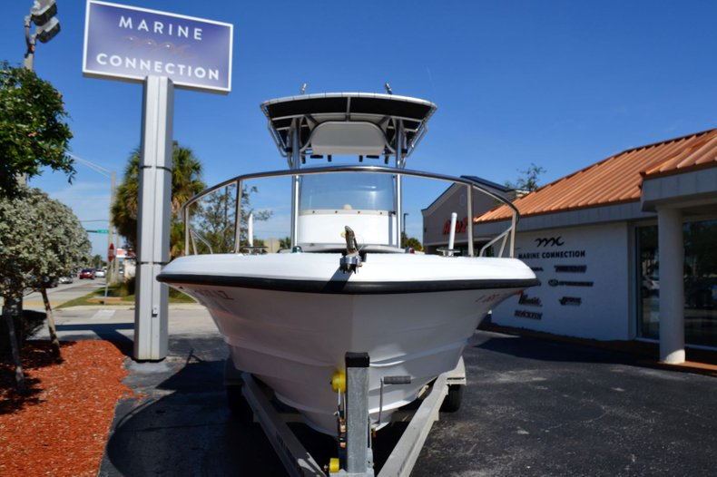 Thumbnail 2 for Used 2003 Triumph 210 boat for sale in Vero Beach, FL
