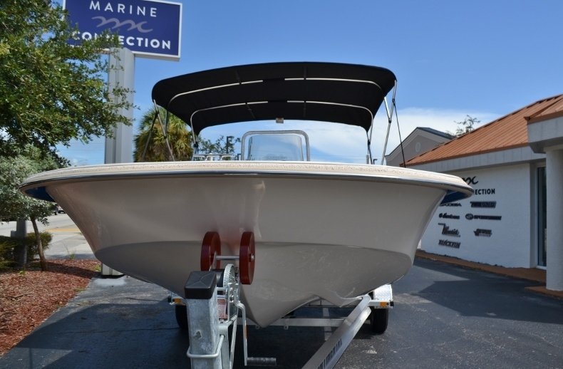 Thumbnail 2 for New 2019 Carolina Skiff 218DLV boat for sale in Vero Beach, FL