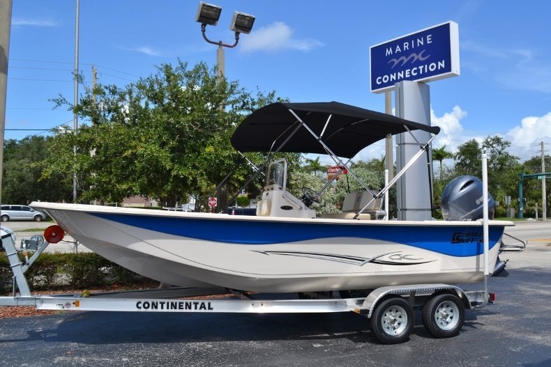 New 2019 Carolina Skiff 218DLV boat for sale in Vero Beach, FL