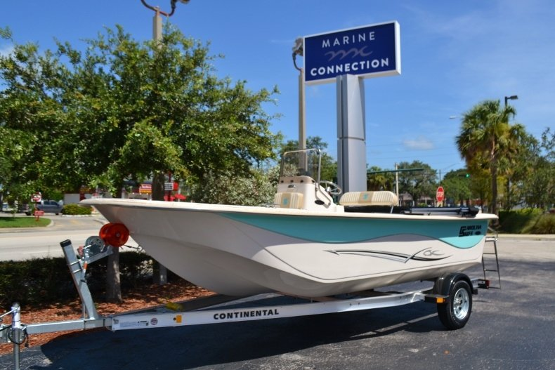 Thumbnail 4 for New 2019 Carolina Skiff 198DLV boat for sale in Vero Beach, FL