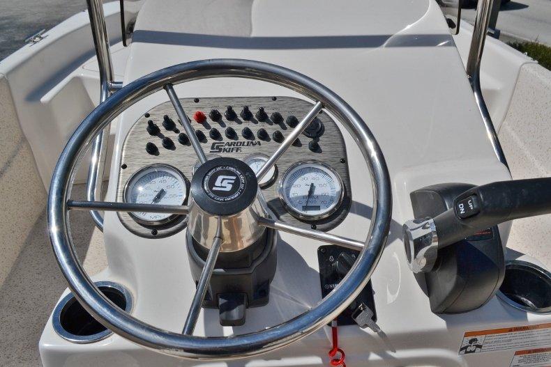 Thumbnail 12 for New 2019 Carolina Skiff 198DLV boat for sale in Vero Beach, FL