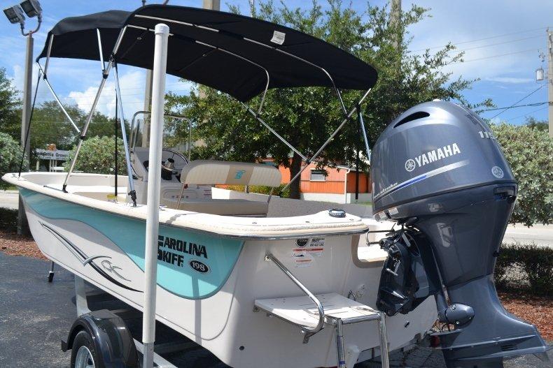 Thumbnail 1 for New 2019 Carolina Skiff 198DLV boat for sale in Vero Beach, FL