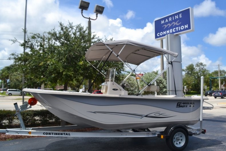 New 2019 Carolina Skiff 178DLV boat for sale in Vero Beach, FL
