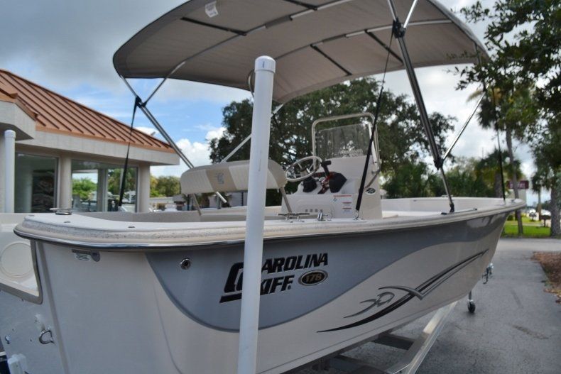 Thumbnail 4 for New 2019 Carolina Skiff 178DLV boat for sale in Vero Beach, FL