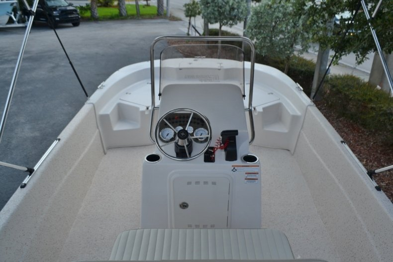 Thumbnail 8 for New 2019 Carolina Skiff 178DLV boat for sale in Vero Beach, FL