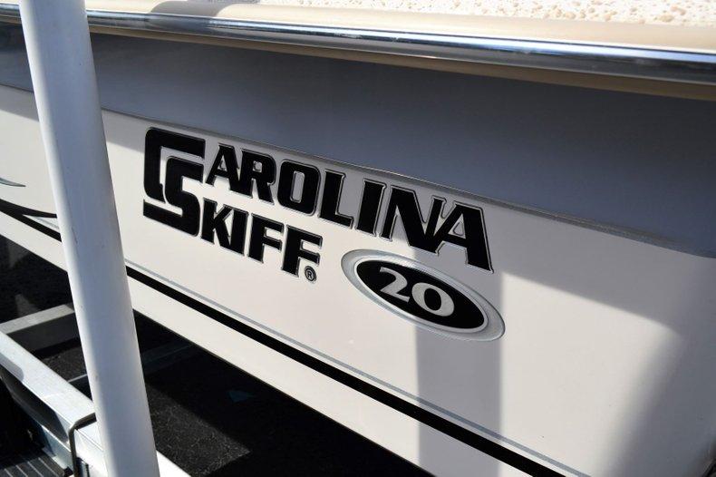 Thumbnail 4 for New 2019 Carolina Skiff 20 JVX Center Console boat for sale in Vero Beach, FL