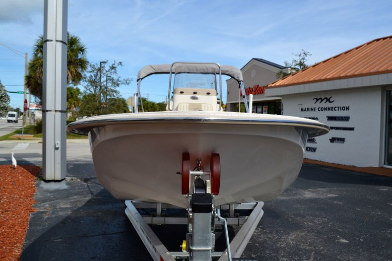 Thumbnail 2 for New 2019 Carolina Skiff 20 JVX Center Console boat for sale in Vero Beach, FL