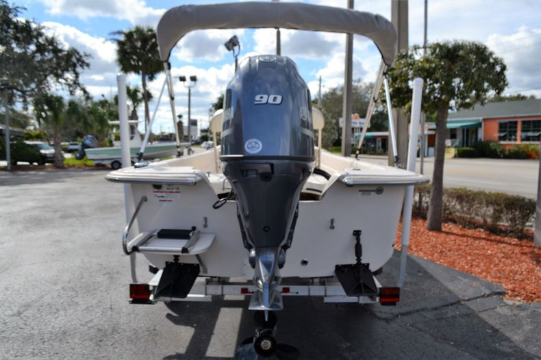 Thumbnail 5 for New 2019 Carolina Skiff 20 JVX Center Console boat for sale in Vero Beach, FL