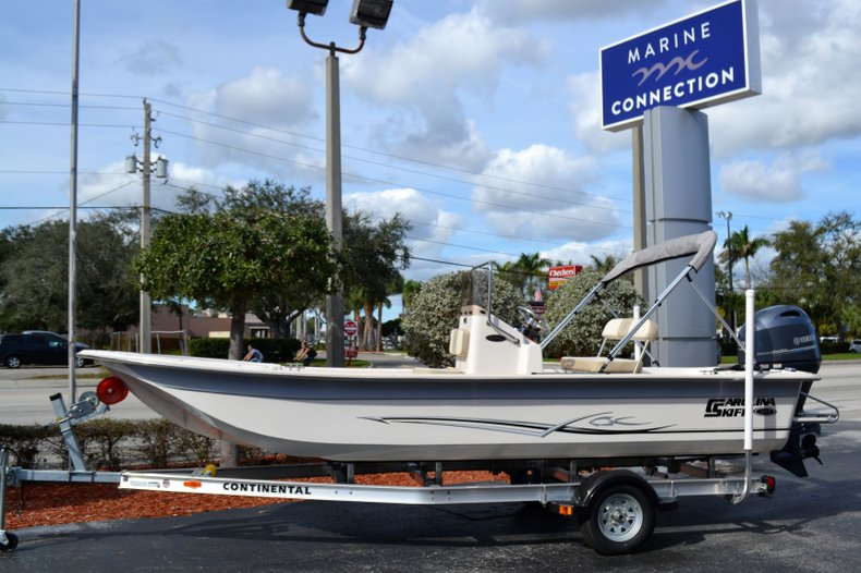New 2019 Carolina Skiff 20 JVX Center Console boat for sale in Vero Beach, FL