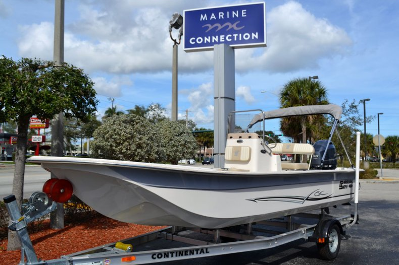 Thumbnail 1 for New 2019 Carolina Skiff 20 JVX Center Console boat for sale in Vero Beach, FL