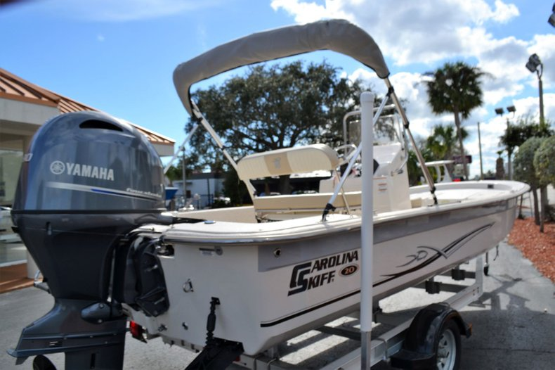 Thumbnail 6 for New 2019 Carolina Skiff 20 JVX Center Console boat for sale in Vero Beach, FL