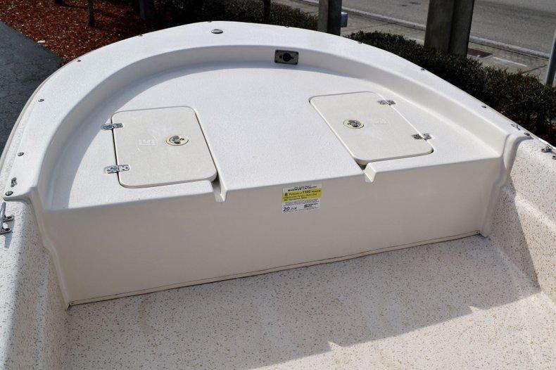 Thumbnail 11 for New 2019 Carolina Skiff 20 JVX Center Console boat for sale in Vero Beach, FL