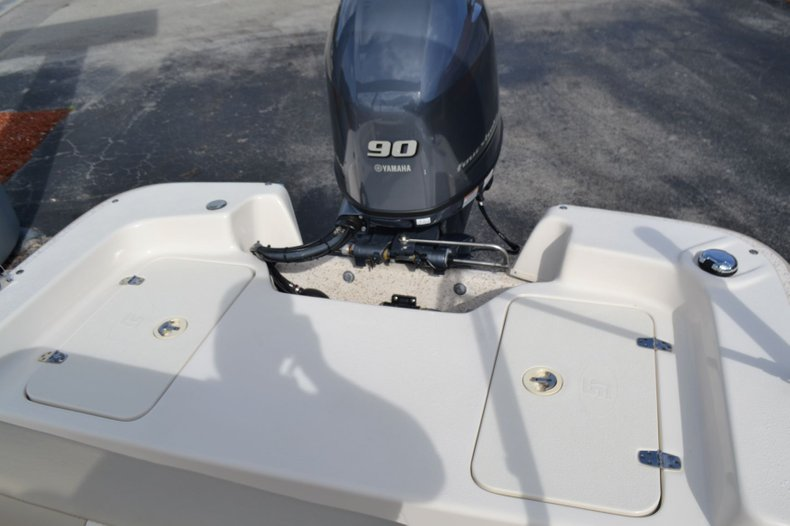 Thumbnail 16 for New 2019 Carolina Skiff 20 JVX Center Console boat for sale in Vero Beach, FL