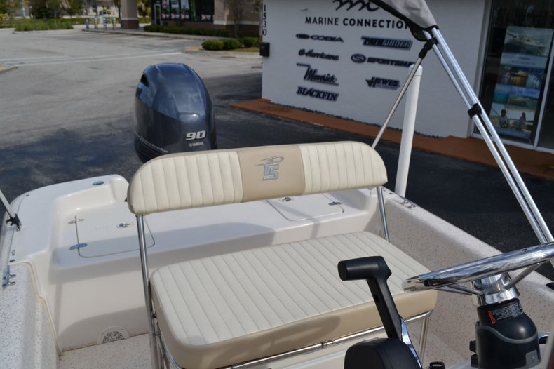 Thumbnail 15 for New 2019 Carolina Skiff 20 JVX Center Console boat for sale in Vero Beach, FL