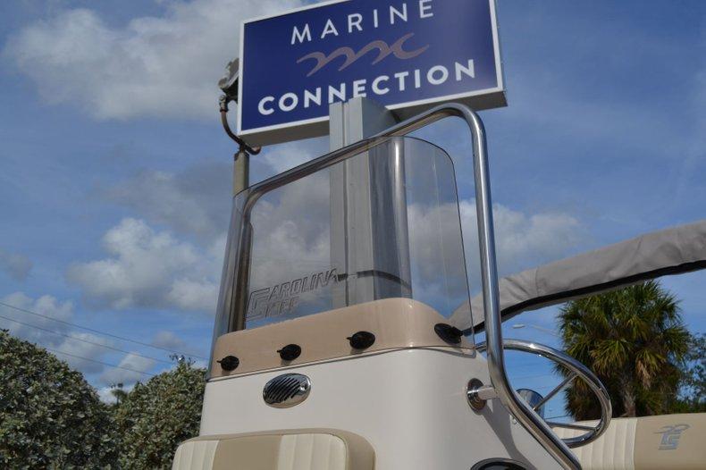 Thumbnail 19 for New 2019 Carolina Skiff 20 JVX Center Console boat for sale in Vero Beach, FL