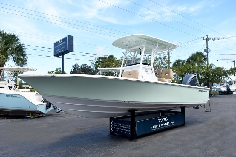 Thumbnail 3 for New 2019 Sportsman Masters 247 Bay Boat boat for sale in Vero Beach, FL