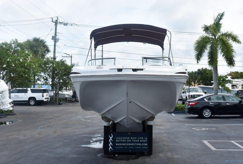Thumbnail 2 for New 2019 Hurricane 217 SunDeck OB boat for sale in Vero Beach, FL