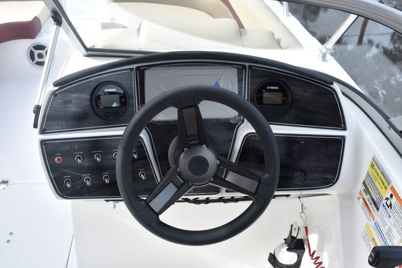 Thumbnail 24 for New 2019 Hurricane 217 SunDeck OB boat for sale in Vero Beach, FL